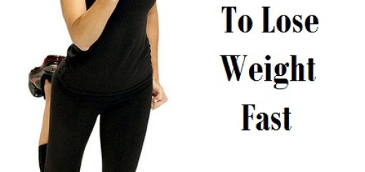 Exercises To Lose Weight Fast