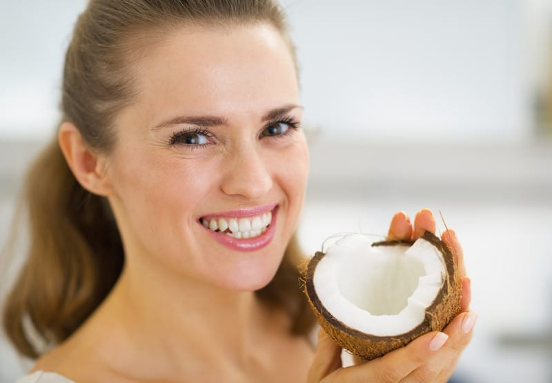 Coconut Oil For Cooking Can Help You Lose Weight