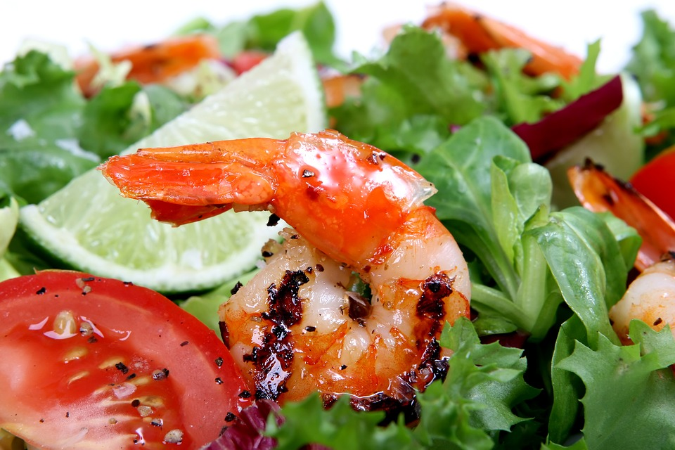 grilled food weight loss