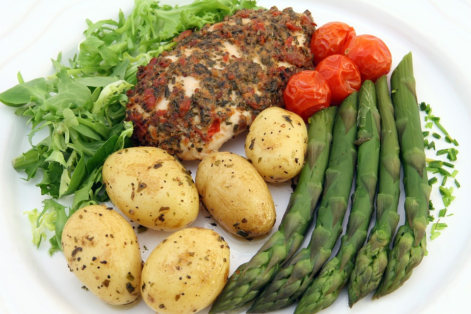 high protein meals for weight loss
