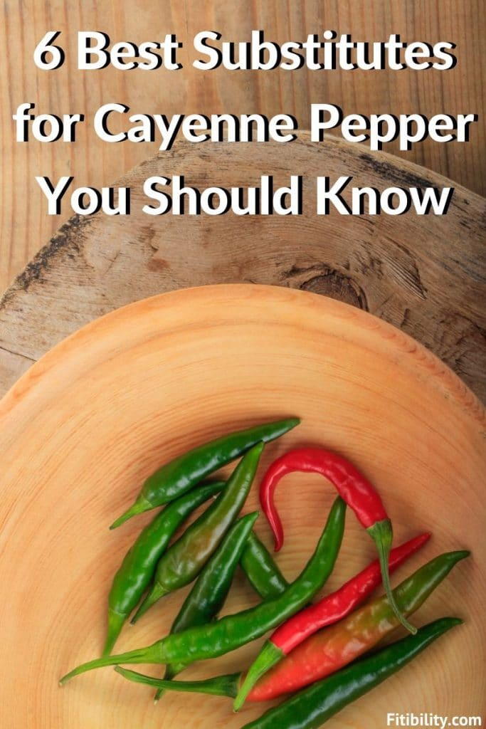cayenne pepper substitutes