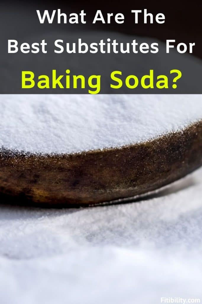 baking soda substitutes