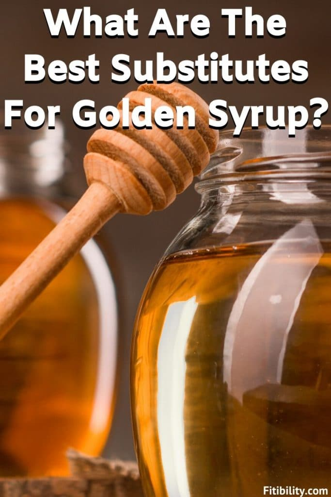 golden syrup substitutes