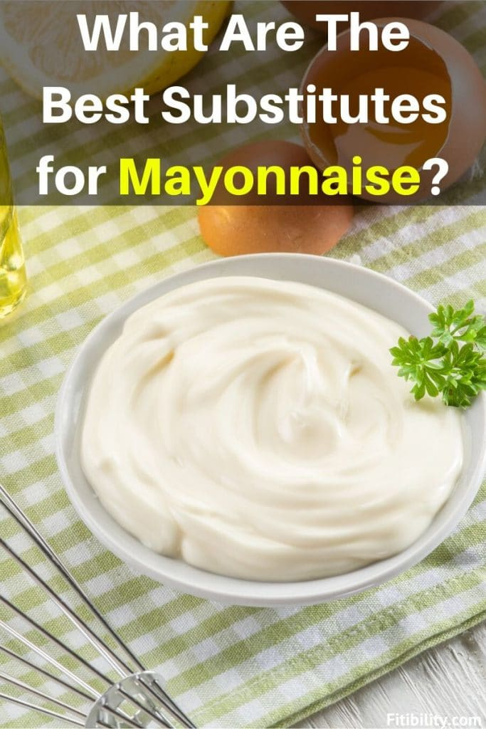 mayonnaise substitutes