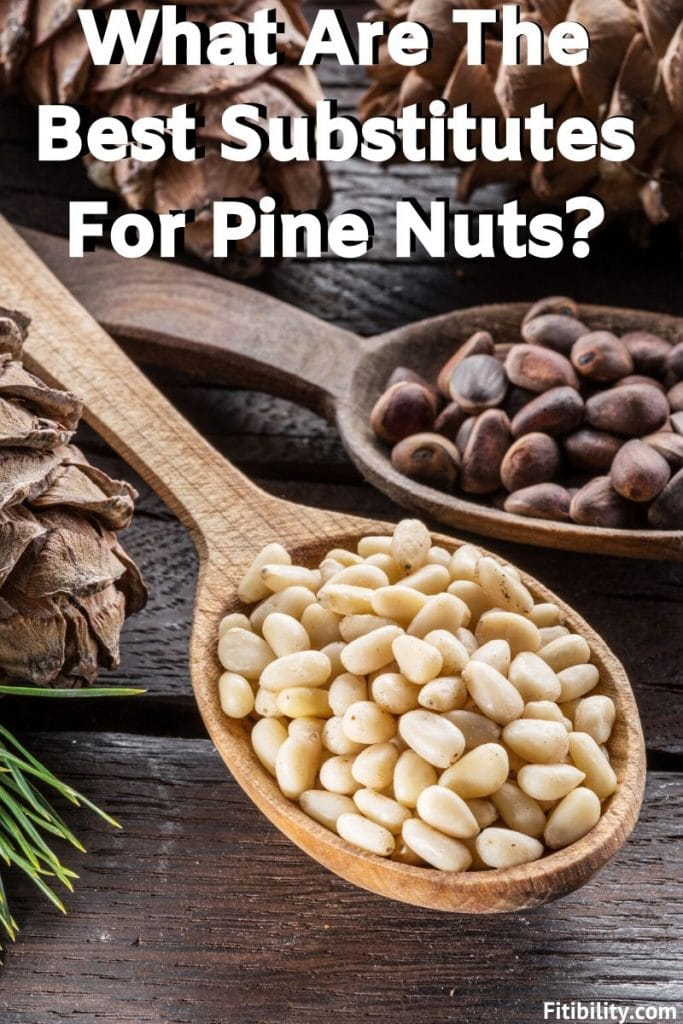 pine nuts substitutes