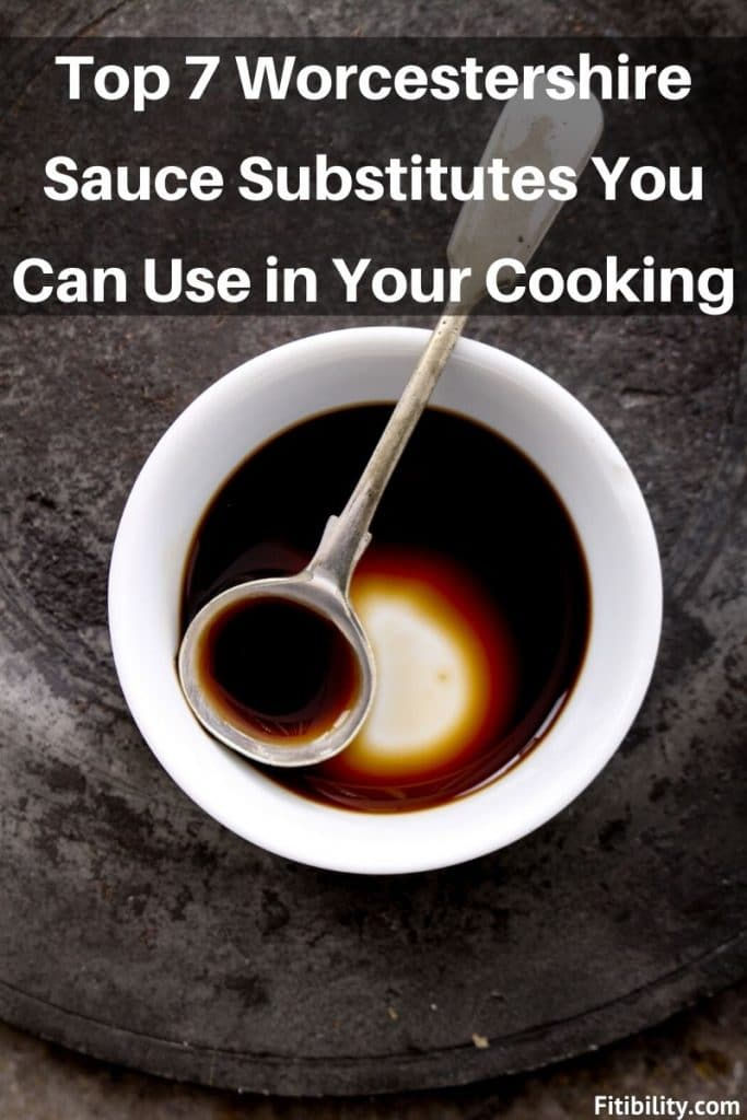 worcestershire sauce substitute