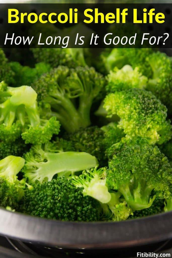 broccoli shelf life