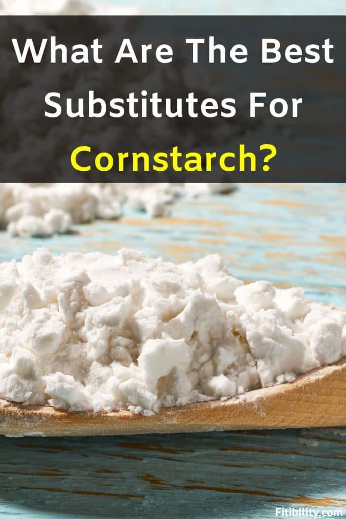 cornstarch alternative