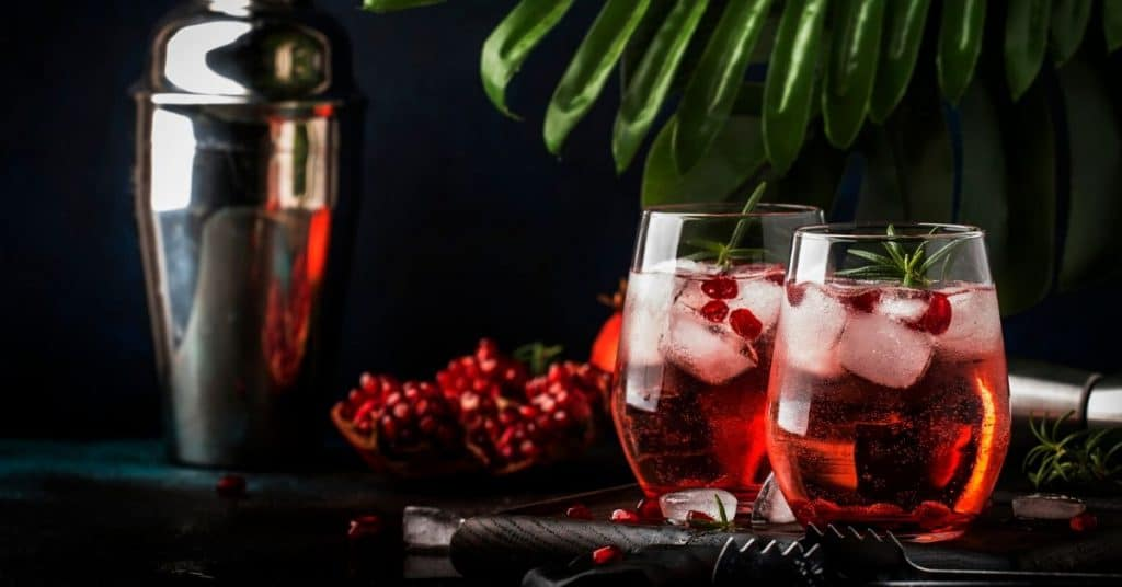 grenadine shelf life