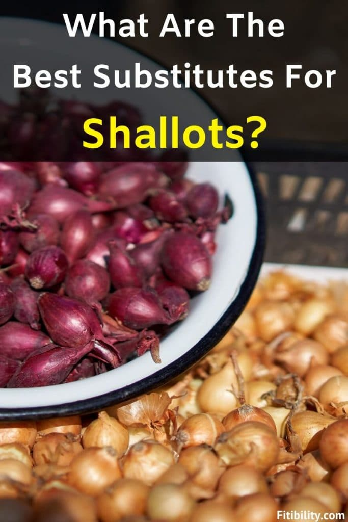 5 Best Alternatives To Shallots That Will Add Flavor To Your Meal Fitibility