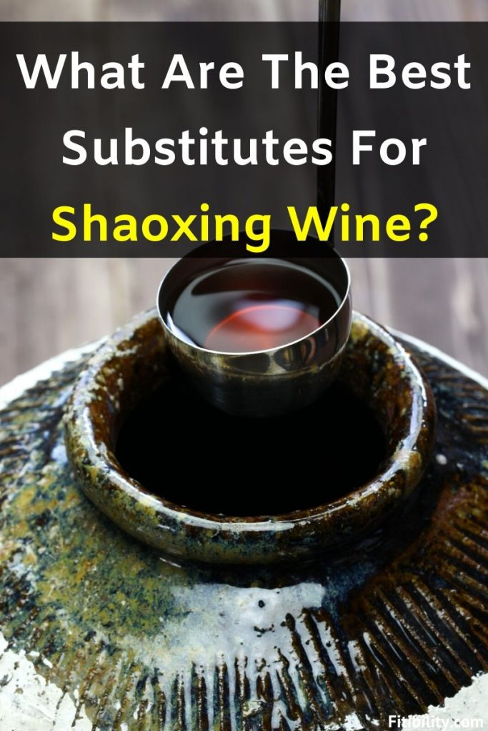 shaoxing wine substitute