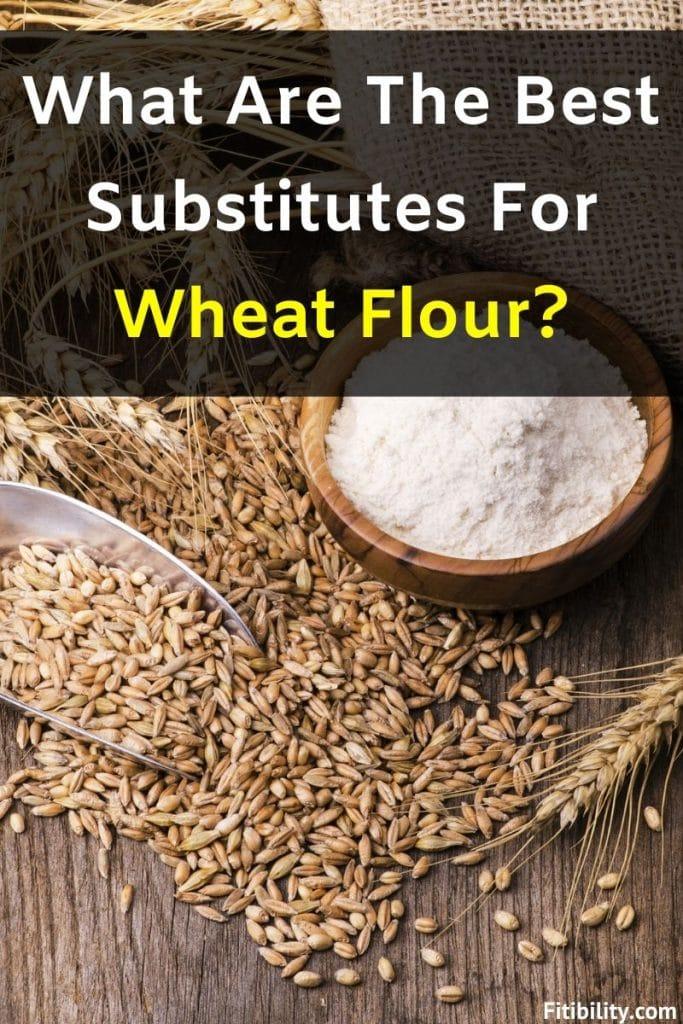 wheat flour substitute