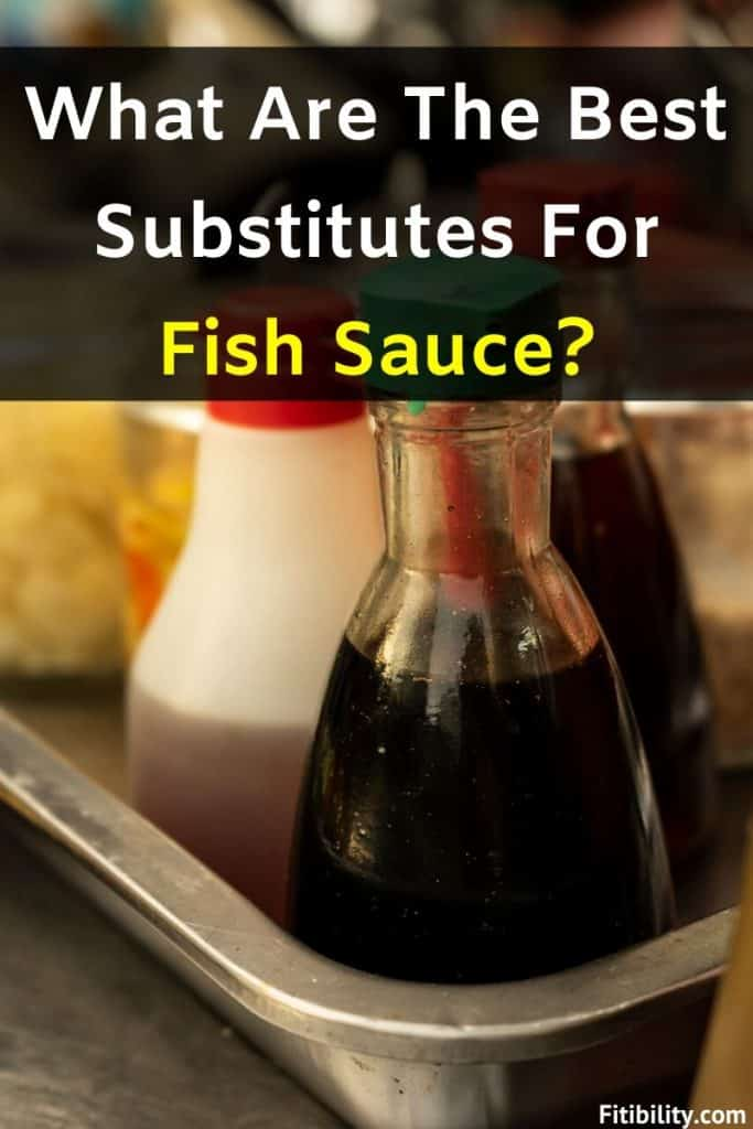 fish sauce alternative