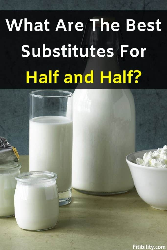 half and half alternatives