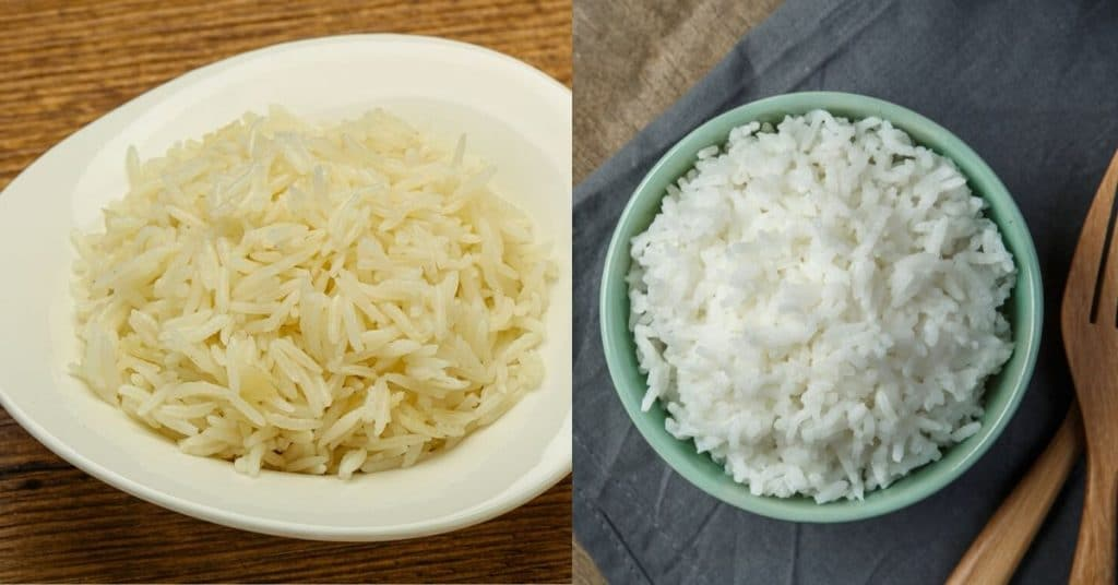 jasmine rice vs basmati