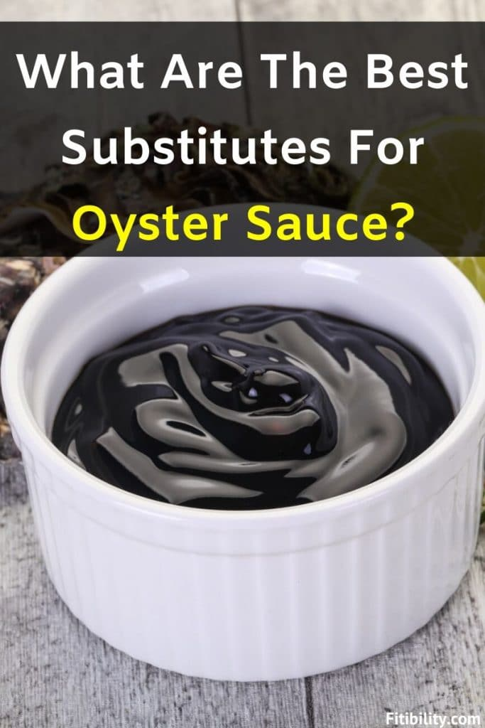 oyster sauce substitute