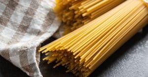 pasta shelf life