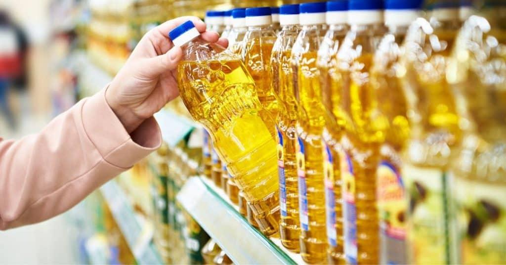 vegetable oil shelf life