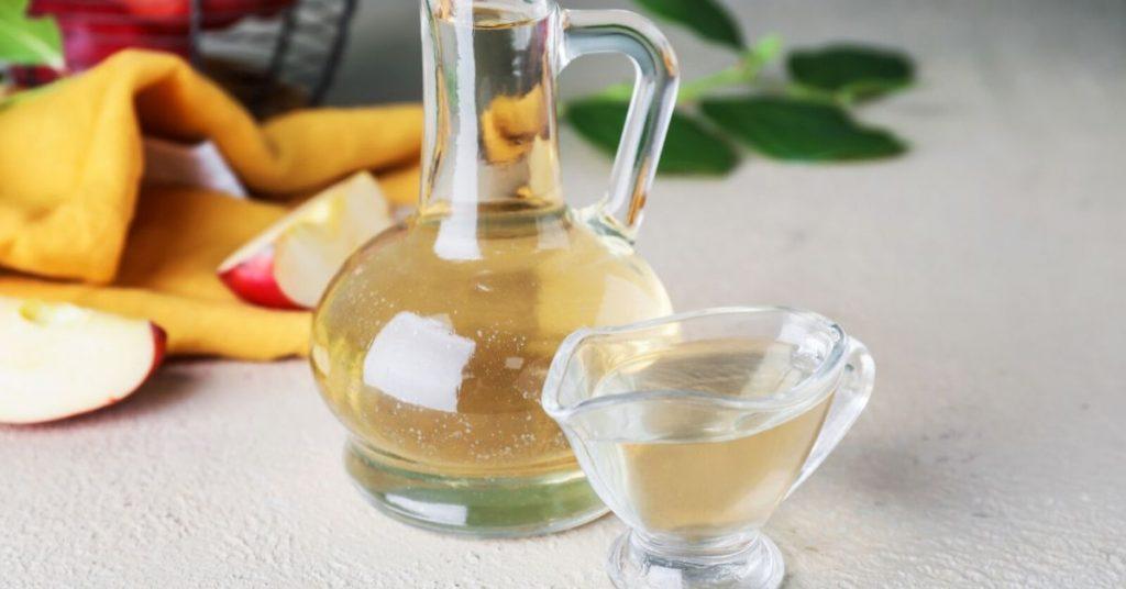 vinegar shelf life