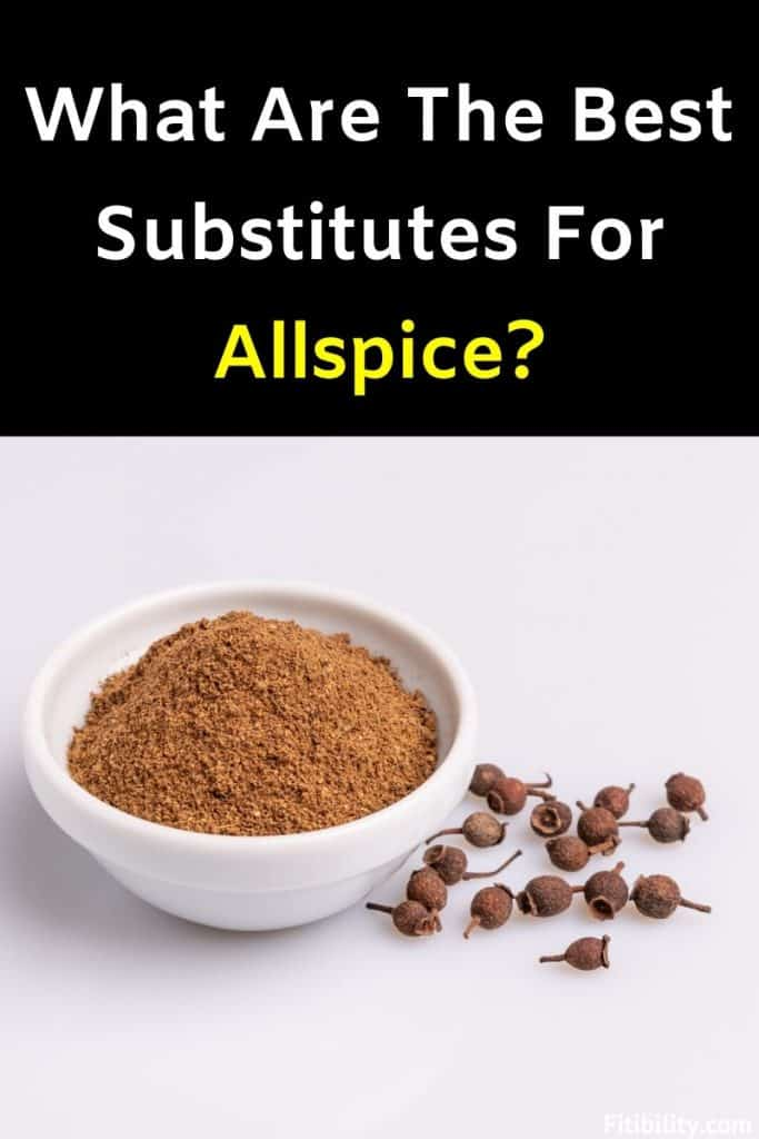allspice alternative