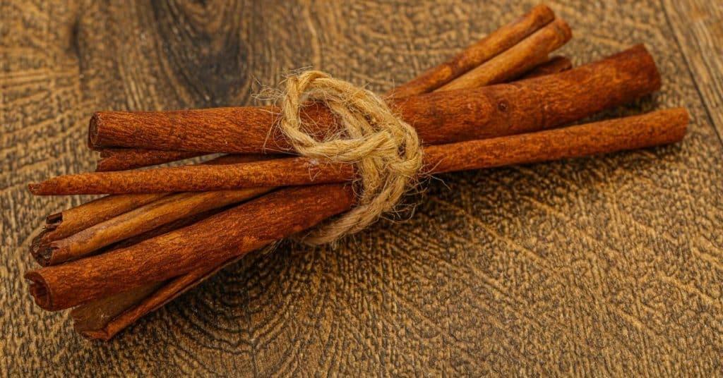 cinnamon shelf life