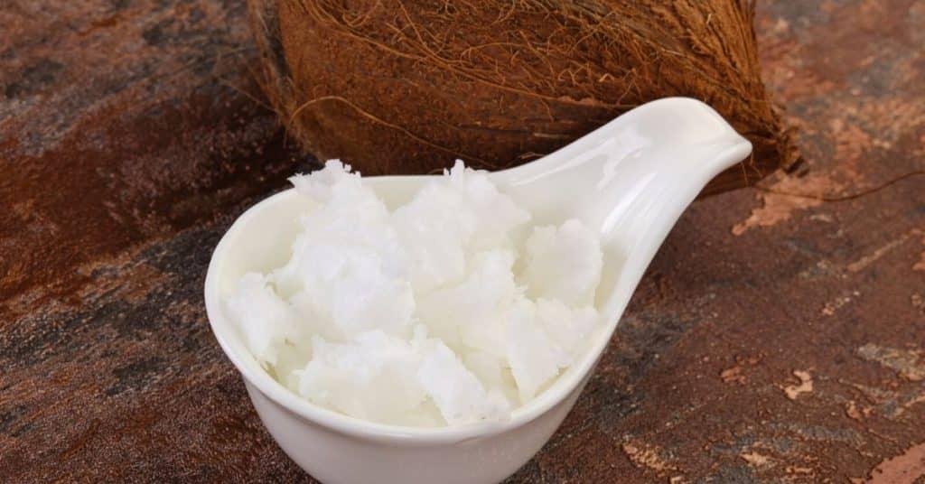 coconut oil substitutes