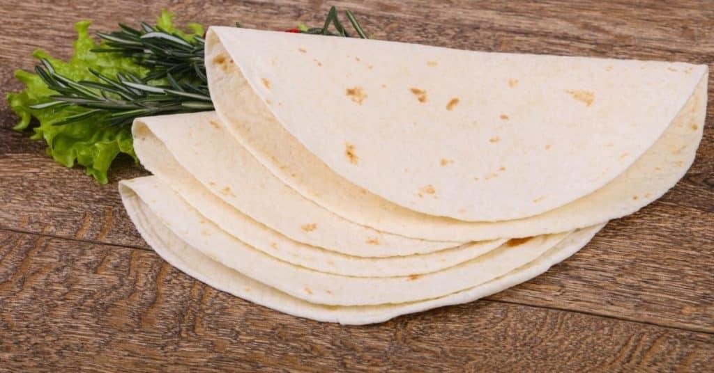 freeze corn tortillas