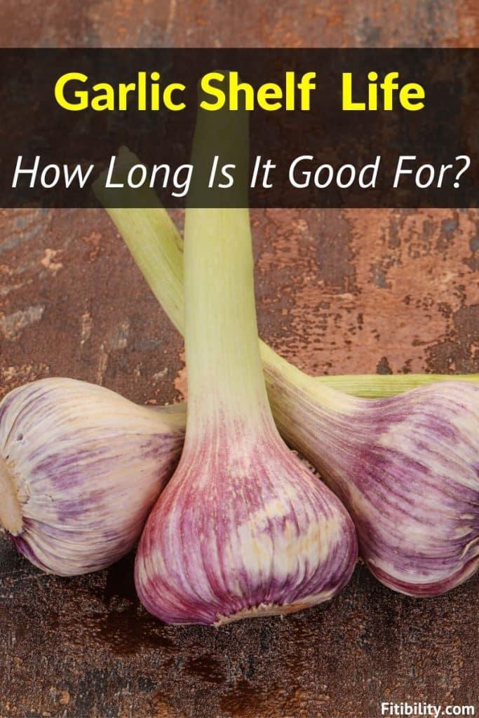 garlic goes bad