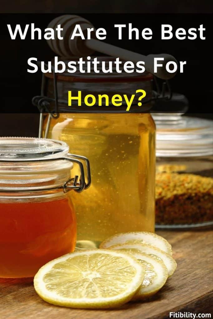 honey replacement