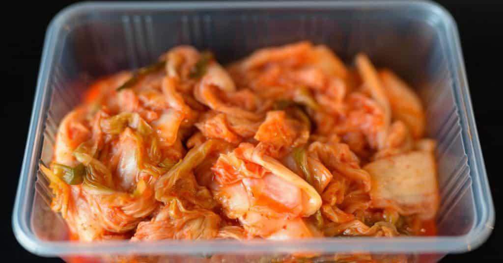 kimchi shelf life