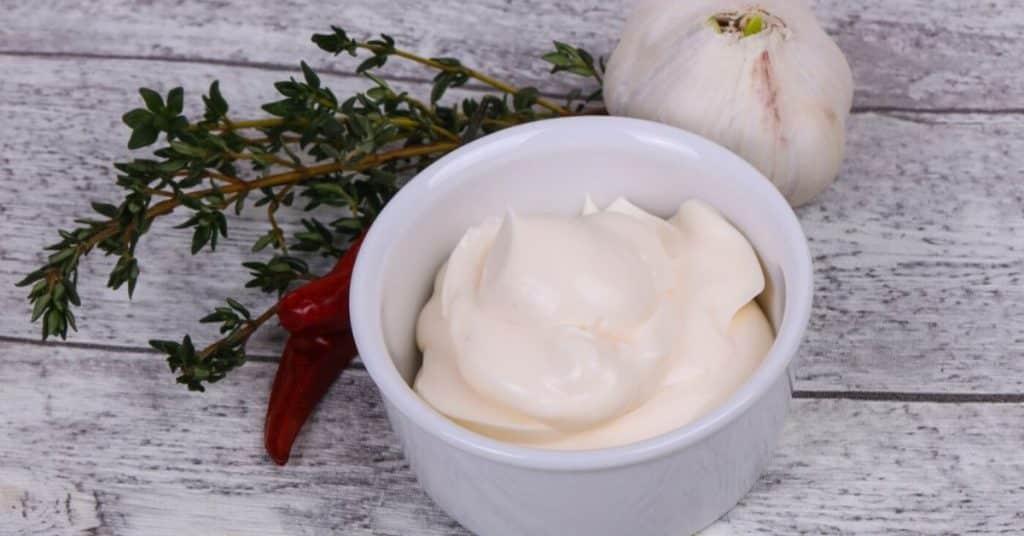 mayonnaise shelf life