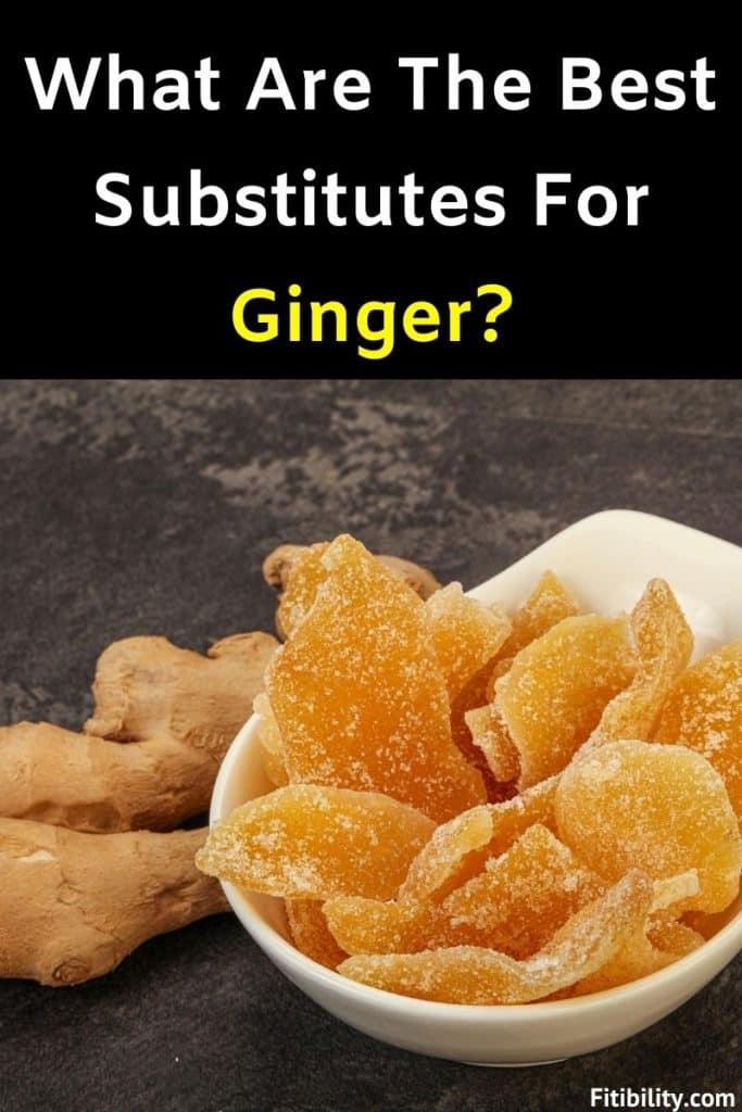 ginger alternative