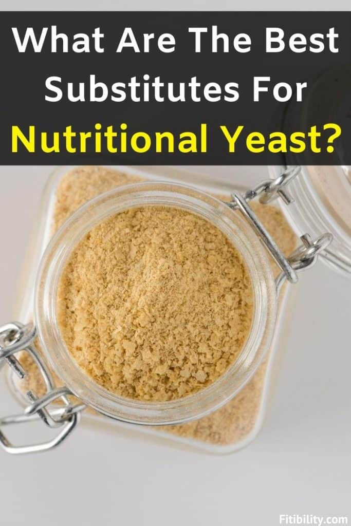 nutritional yeast replacement