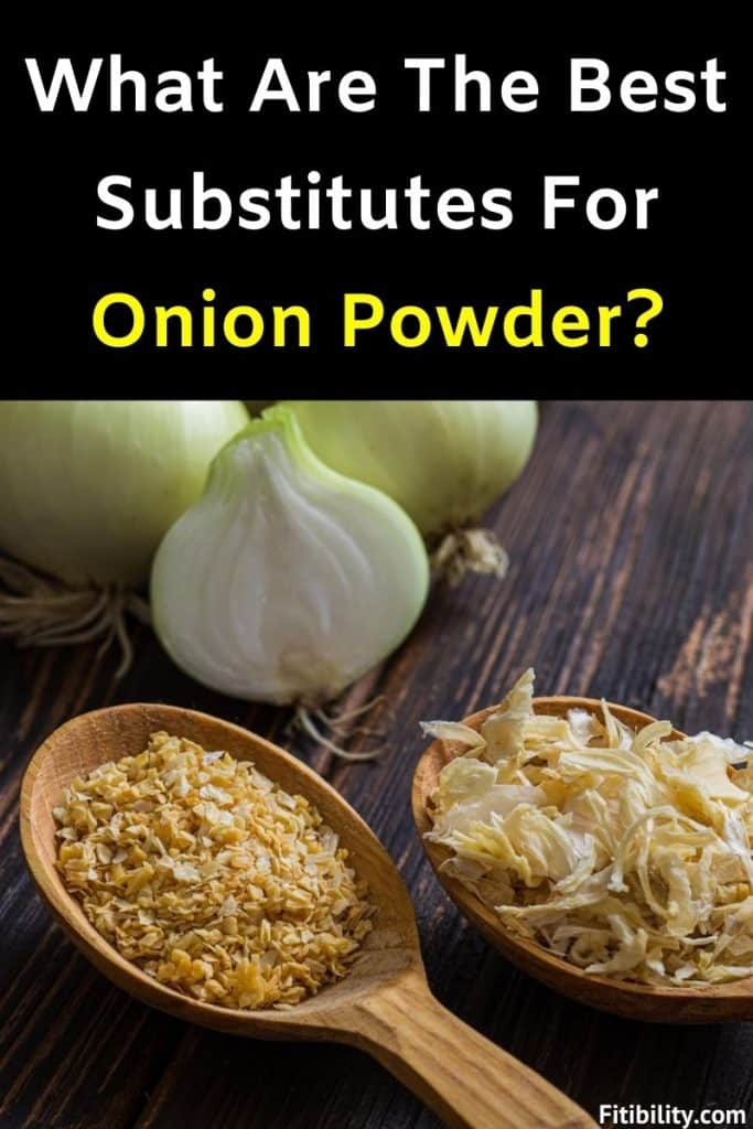 onion powder alternatives