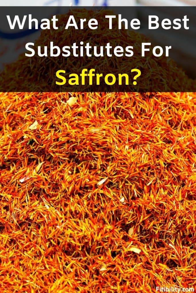 saffron replacements