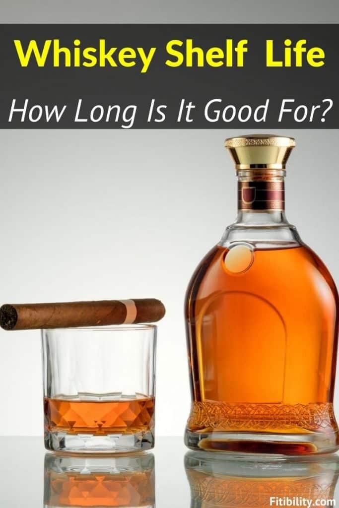 whiskey goes bad