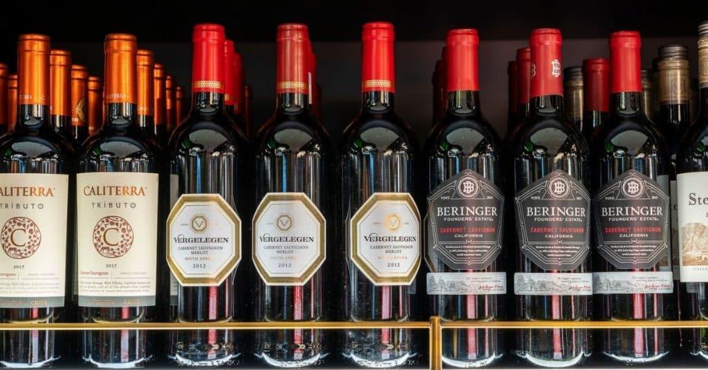 alcohol shelf life