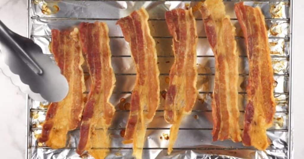 bacon shelf life
