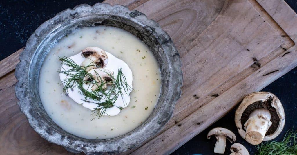 cream of mushroom substitute