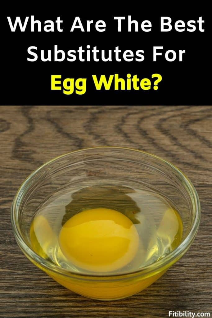 egg white replacement