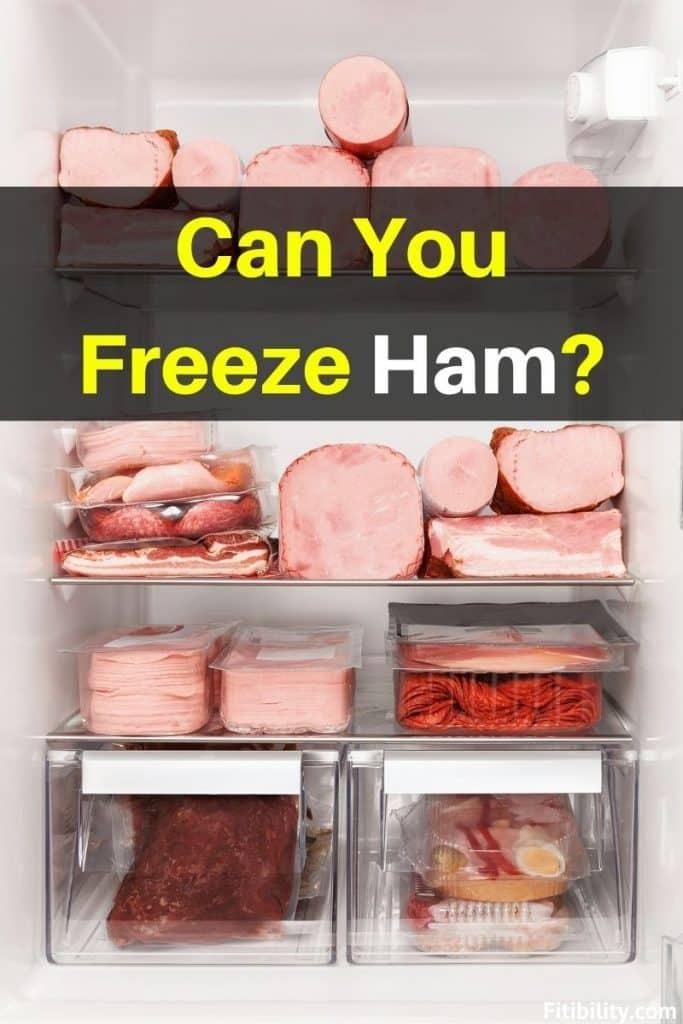 frozen ham