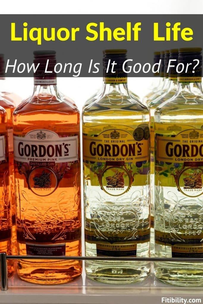 liquor goes bad