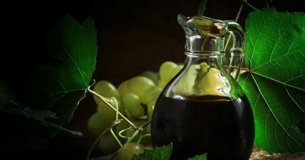 red wine vinegar shelf life