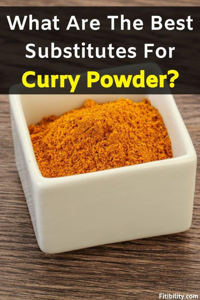 replacement for curry powder