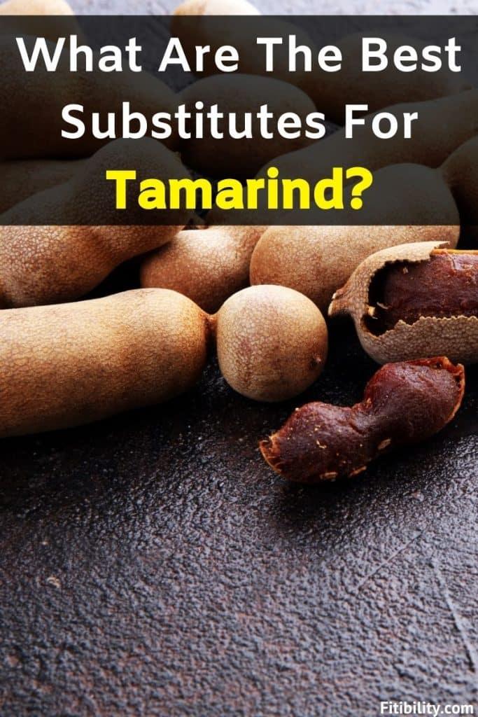 tamarind paste replacement