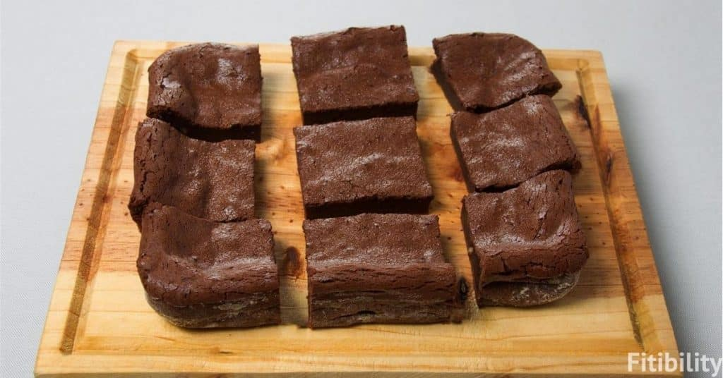 freeze brownies