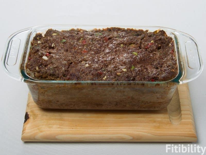 thaw frozen meatloaf