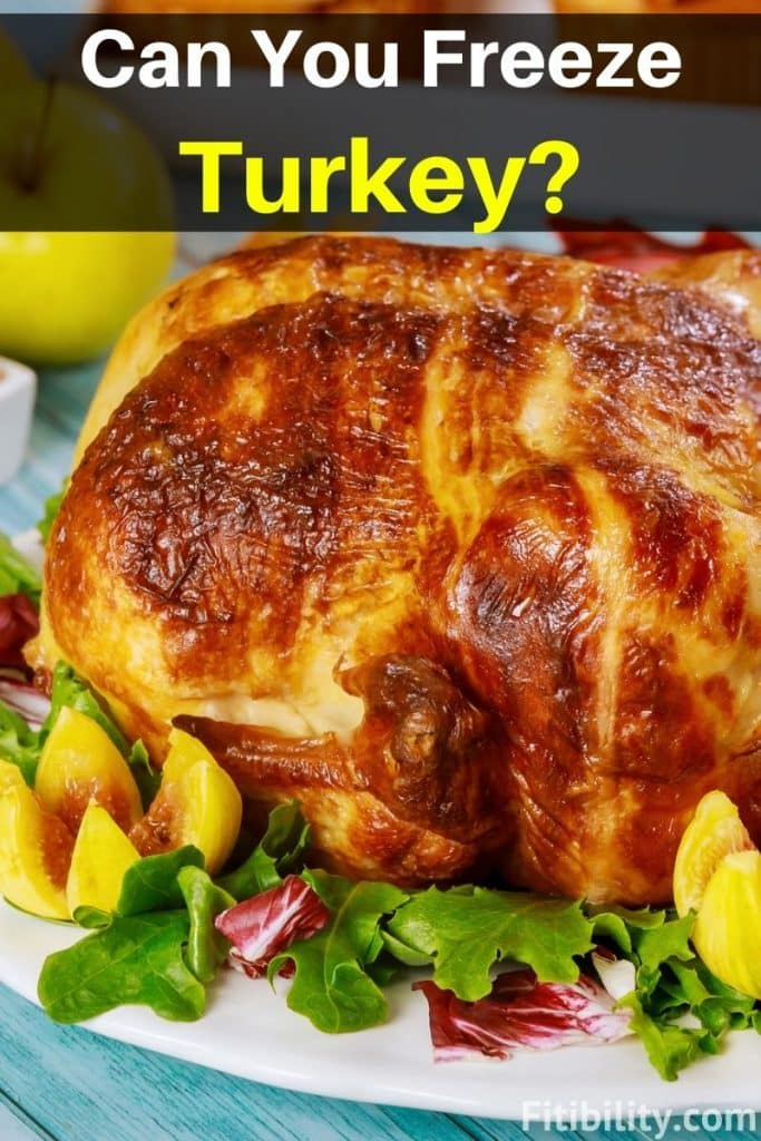 thaw frozen turkey