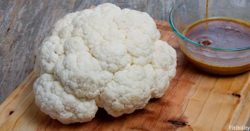 freeze cauliflower