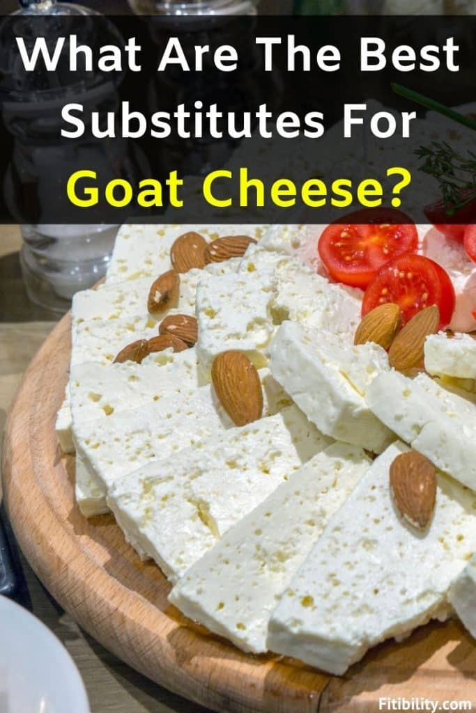 goat cheese replacement